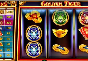 Slot Golden Tiger
