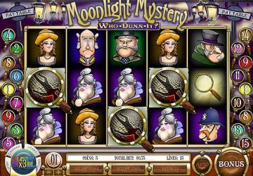 Tragamonedas Moonlight Mystery