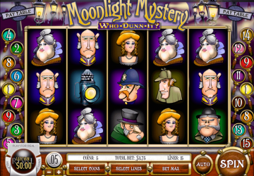 Slot Moonlight Mystery