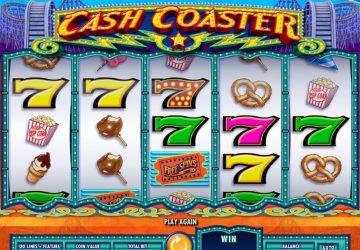 Slot Cash Coaster
