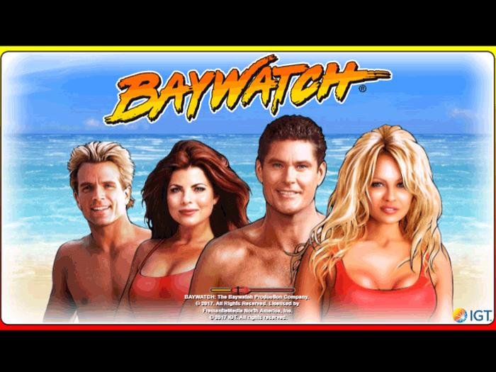 Tragamonedas Baywatch iframe