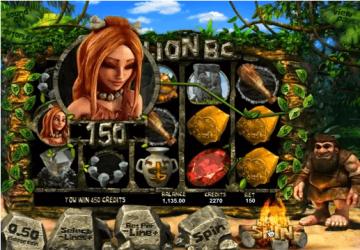 Slot 2 Million B. C.