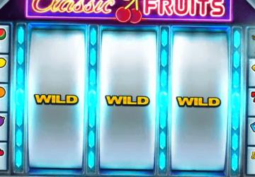 Slot Classic Fruit