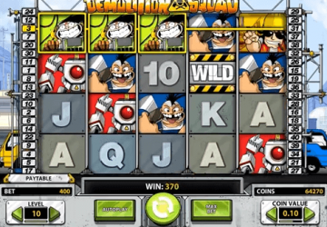 Slot Demolition Squad