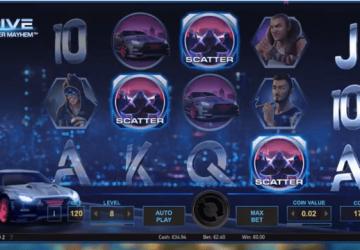 Slot Dirve: Multiplier Mayhem