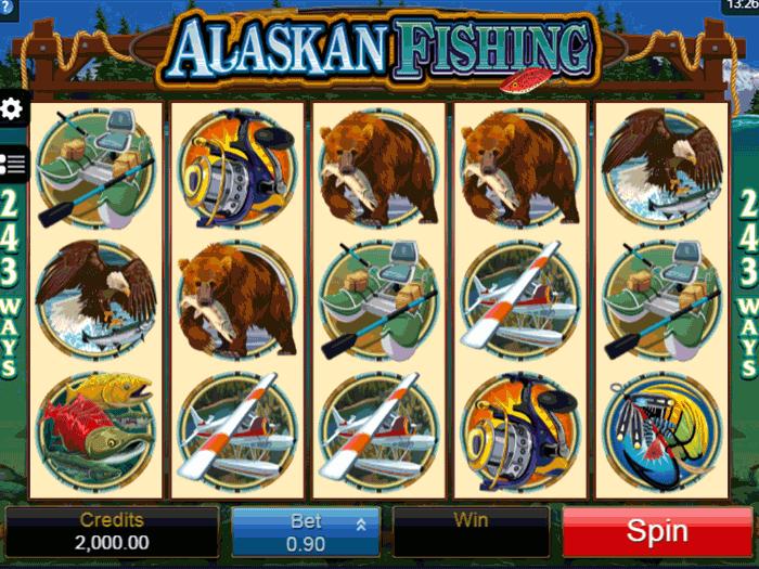 tragamonedas alaska fishing iframe