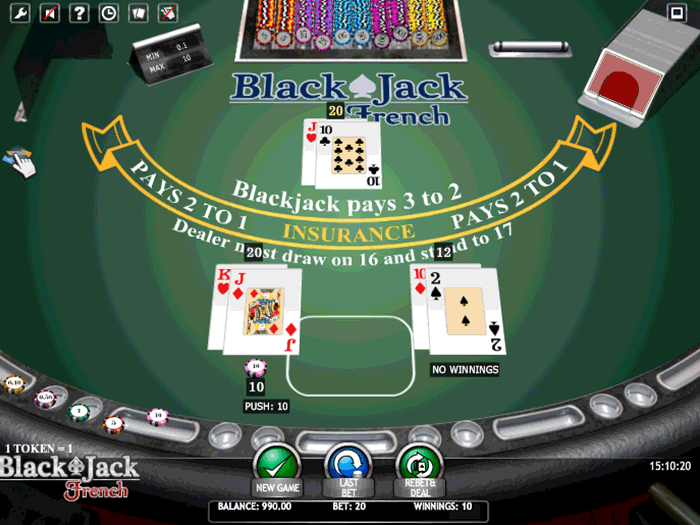 tragamonedas blackjack french iframe