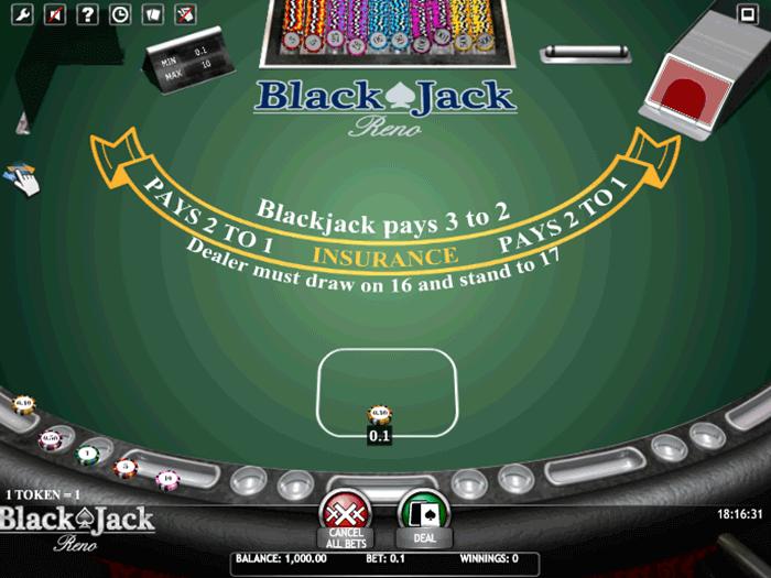 tragamonedas blackjack reno iframe