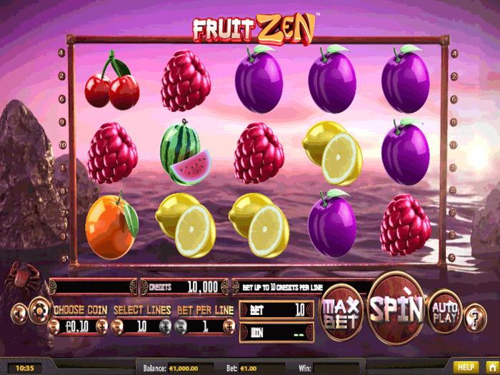 tragamonedas fruit zen iframe