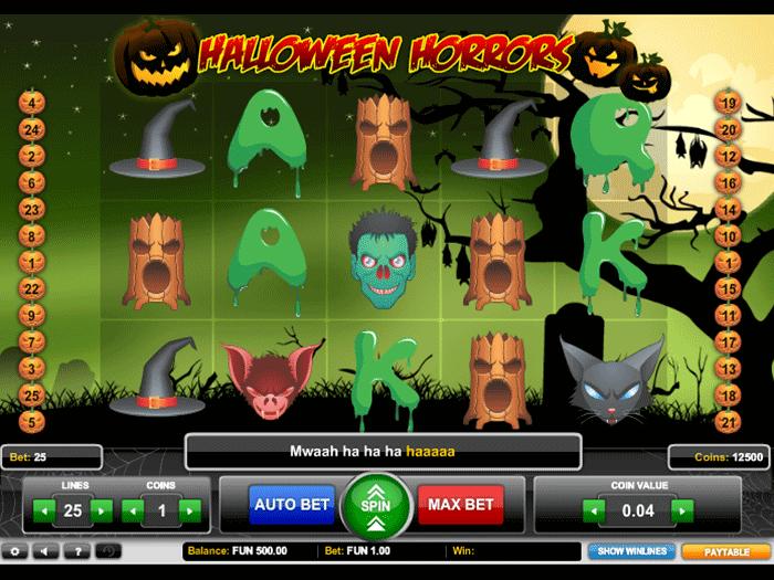 tragamonedas halloween horrors iframe
