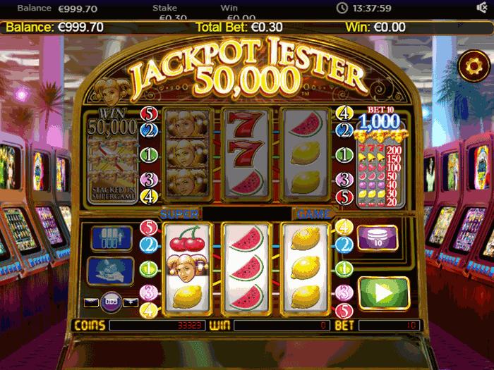 tragamonedas jackpot jester iframe