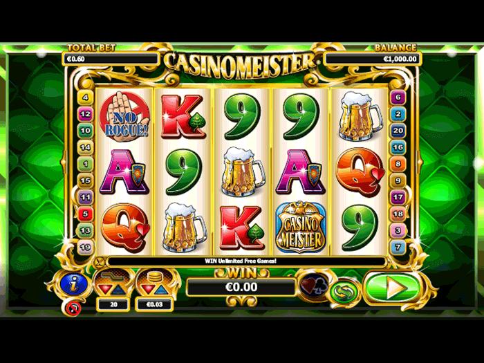 tragaperras casinomeister iframe